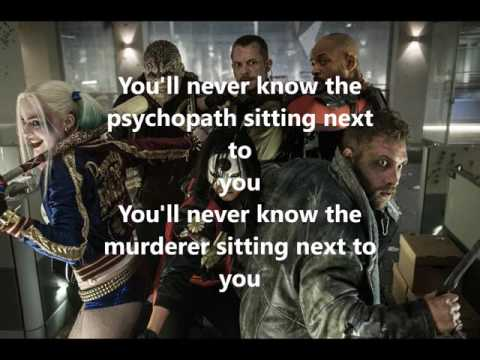 Heathens Lyrics - Twenty One Pilot (From the Movie Suicide Squad)