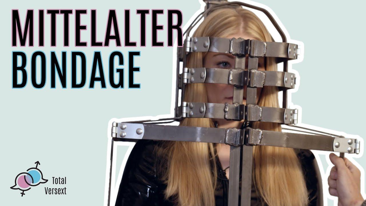BONDAGE im Mittelalter *Pranger, Käfig, Nagelbrett* Trailer