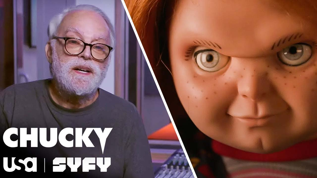 Download Inside Chucky Episode 2: The Making of a Halloween Episode | Chucky TV Series | SYFY & USA Network