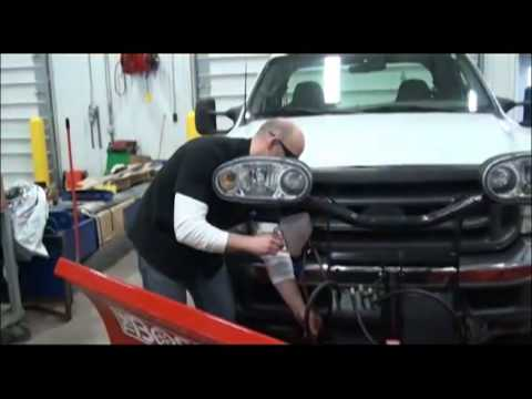 how to change a celco blade