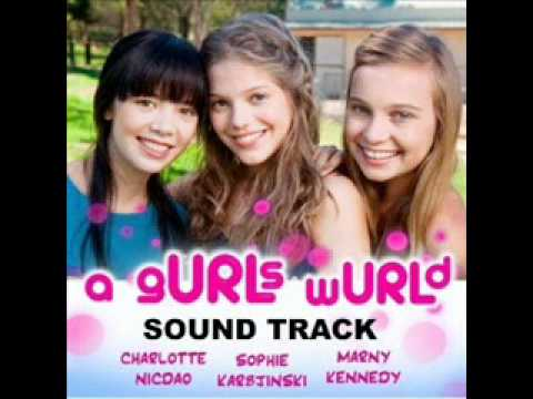01  Friends  A gURLs Wurld  Soundtrack with Lyrics