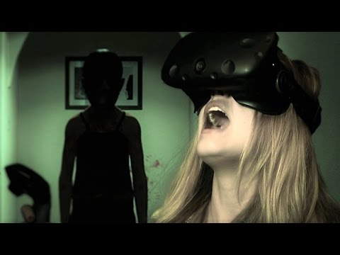 Download How Scary is the Paranormal Activity VR Game? Images