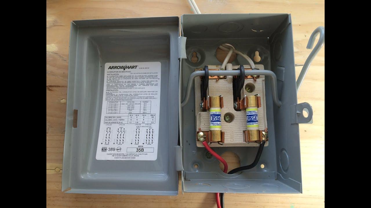 Como detectar fallas en un interruptor instalaciones - Tipos de interruptores de luz ...