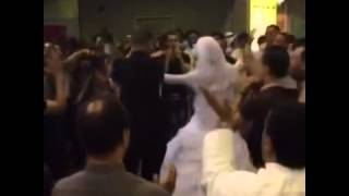 An Egyptian wedding at Kuwait international airport 2014