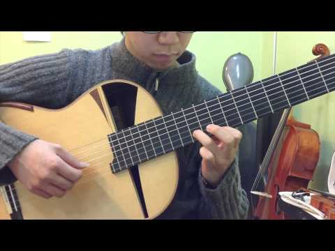 Wonderful Tonight (by Eric Clapton) Guitar Cover