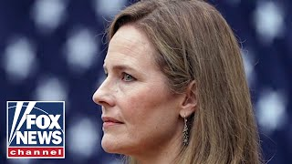 Senate Republicans advance Amy Coney Barrett's nomination