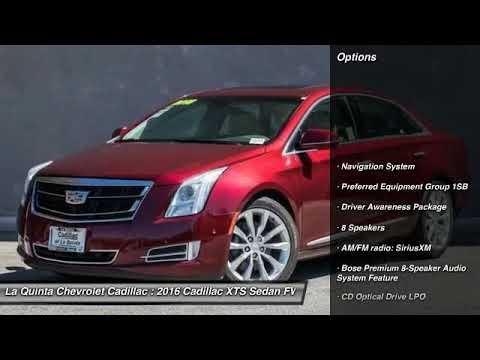2016 Cadillac XTS La Quinta CA 7926P. La Quinta Chevrolet