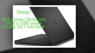 Dell Inspiron 15 5559 core I7 6th Gen Laptop Unboxing & latest feature leakes