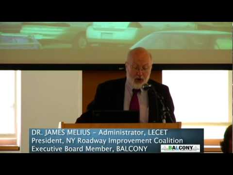 Dr. James Melius - Building the Region in 2010 and Beyond