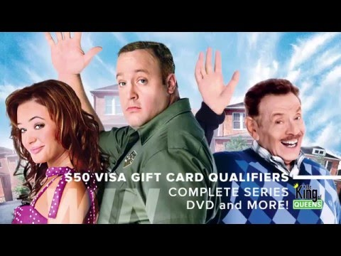 Super18: the CW Milwaukee -- THE KING OF QUEENS WLW w/ 102.9 THE HOG -- TZ20