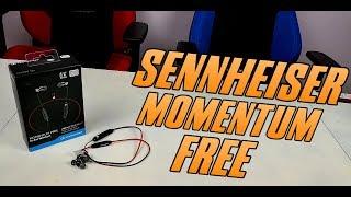 Sennheiser Momentum Free - test, recenzja, review słuchawek dokanałowych dla audiofila