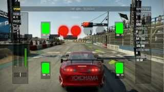 NFS SHIFT 2U Supra Drifting Telemetry