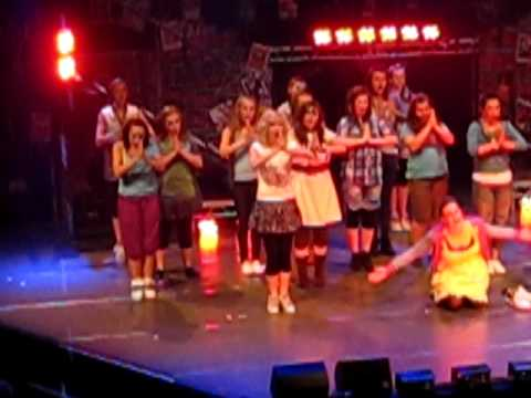 MABEL'S PRAYER- FAME the musical (PPA 2009)