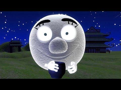 María Elena Walsh - Canción para Bañar la Luna (3D)