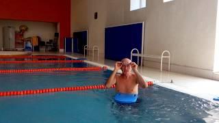 Плавание. Урок- 93 . Скольжения  для  начинающих.