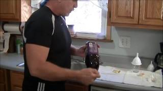 How to make Homemade Wine** Quick, Cheap & Easy Wine Making Part 1 of 2