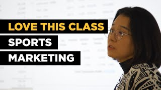 Love This Class: Sports Marketing