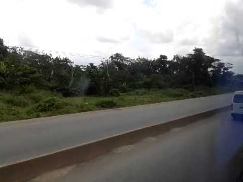 Travelling On Nigerian highways 1