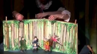 Une délicieuse petite sorcière – Compagnie marionnettiste HANDMAIDS