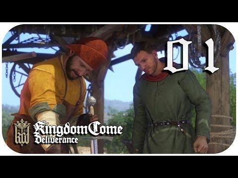 Kingdom Come: Deliverance - Die Geschichte eines Schmieds - 01