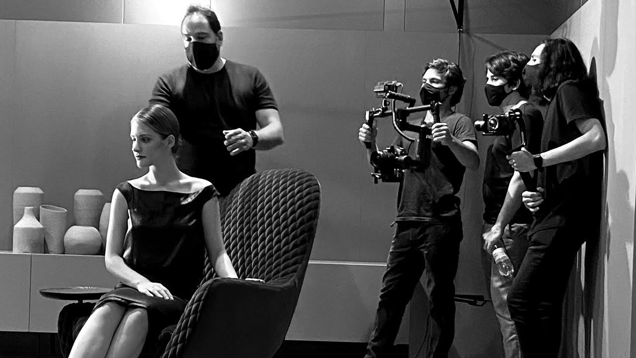 Augusto Custodio apresenta Timeless, o novo filme concept produzido para Dell Anno