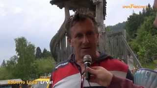 Slalom Levico - Vetriolo: le parole di Roberto Loda