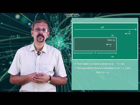 Optical Path | Engineering Physics | Benchmark KTU