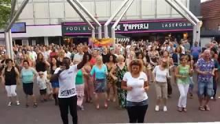 SalsaFever Enschede met Animatie in Hengelo 2016