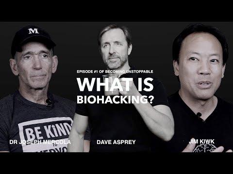 Episode 1: What is Biohacking? (Features: Dave Asprey, Jim Kwik, Dr. Joseph Mercola) Ben Angel