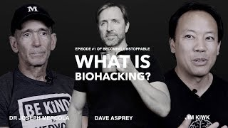 Episode 1: What is Biohacking? (Features: Dave Asprey, Jim Kwik, Dr. Joseph Mercola) Ben Angel