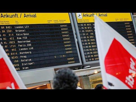700 vols annulés dans les aéroports de Berlin