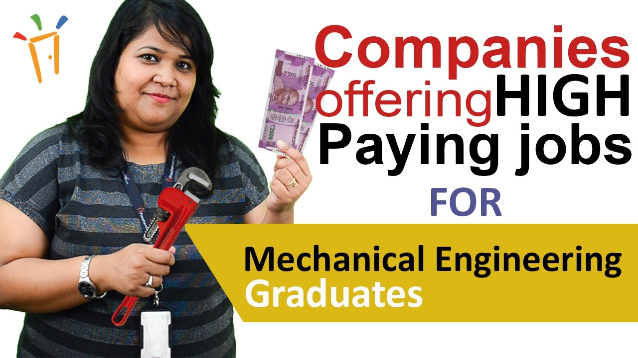Companies in India offering high paying jobs to # ...