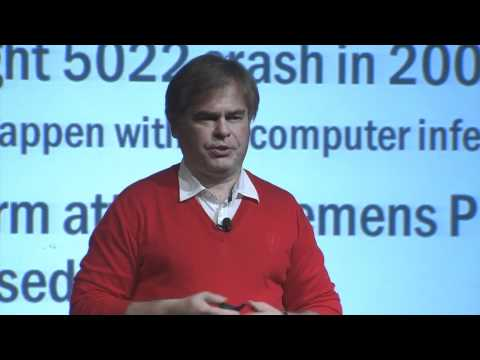 """Eugene Kaspersky Presents """"The threats of the Age of cyber-warfare"""""""