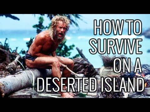 How To Survive On a Deserted Island - EPIC HOW TO