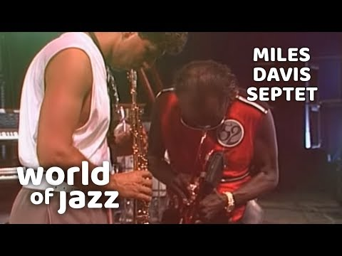 Miles Davis Septet • 13-07-1985 • World of Jazz