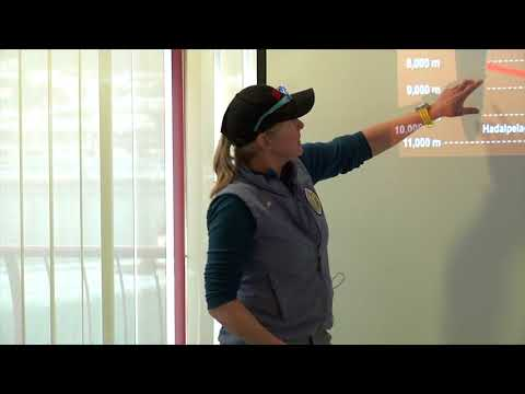 GOING OFF THE DEEP END: MARINE RESEARCH EXPLORATION With Michelle Ridgway