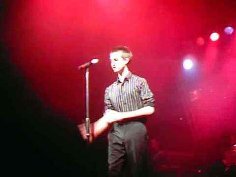 Wow Factor 2008 Final  James Harvey  Shine.ASF