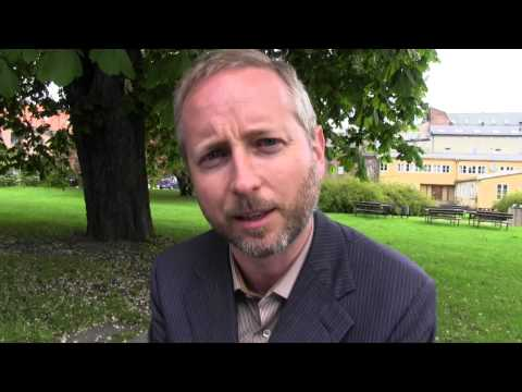 Video greeting from the Norwegian Ministry of the Environment to DNV Software