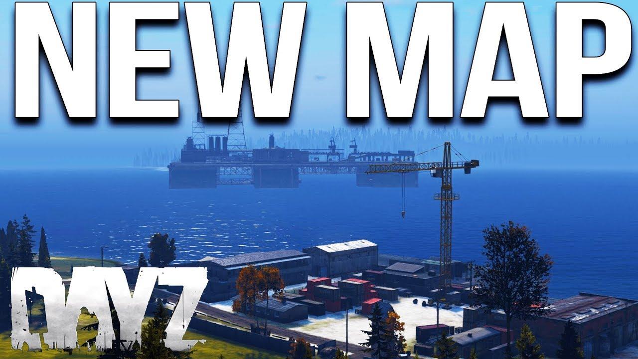 New Map - DeerIsle - DayZ 1 0