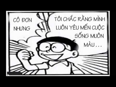 Doremon chế cực độc Forever Alone Justa Tee!!!