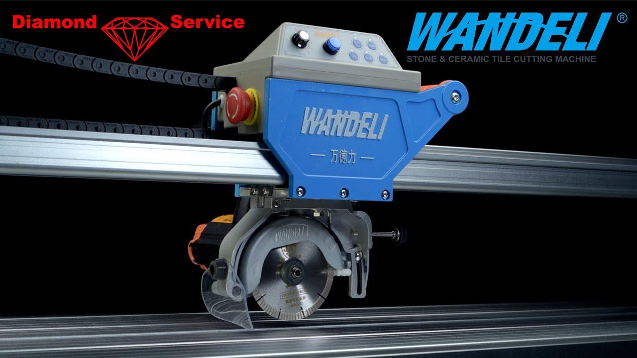 wandeli qxz 1200 50 manual wet saw tile cutter