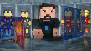 "Minecraft | Crazy Craft 3.0 - Ep 46! ""SUPERHERO RESEARCH!"""