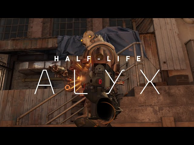 Half-Life: Alyx Gameplay Video 3