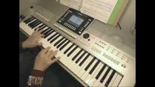 BLUE TANGO - PIANO (STYLE: ROCKTANGO)