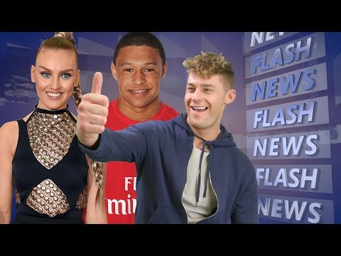 Scotty T's Views On The News: Perrie Edwards & Alex Oxlade-Chamberlain Go Insta Official