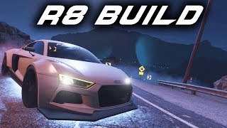 Need for Speed Payback - AUDI R8 BUILD - WIDEBODY R8
