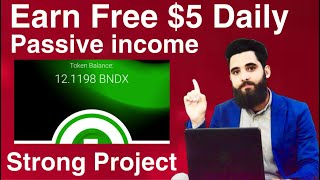 Earn Free $5 Daily || Passive income|| Free mining App|| Earn free Cryptocurrency