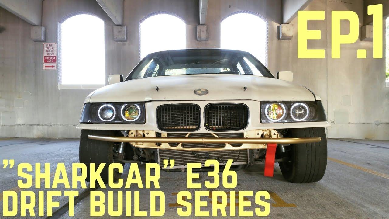 Introduction Bash Guard Bmw E36 325i Sharkcar Drift Build Ep 1