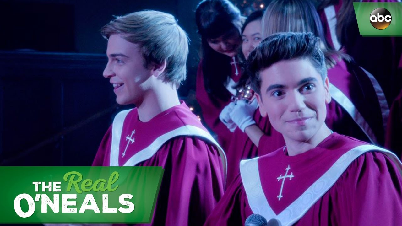 Download Oh Holy Night and The Greatest Mash-Up - The Real O'Neals