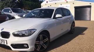 2017 BMW 1 SERIES 1.5 118I SPORT FOR SALE | CAR REVIEW VLOG